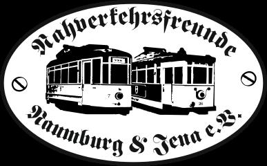 Nahverkehrsfreunde Naumburg-Jena e.V. Retina Logo