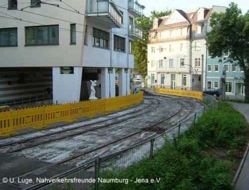 Großbaumaßnahme im Jenaer Zentrum abgeschlossen