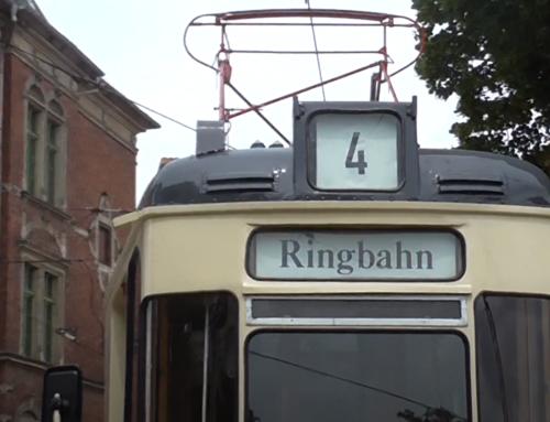 Die Fahrzeuge der Naumburger Straßenbahn